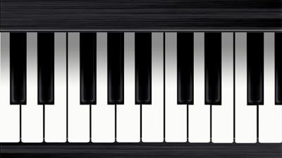 Teclat Piano